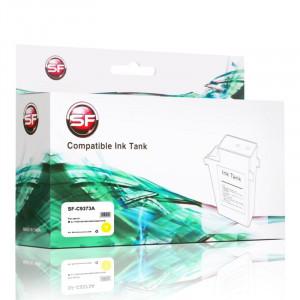 Картридж SuperFine SF-C9373A для HP C9373А DJ T1100/1120/1200/1300/610/620/770/790 Yellow