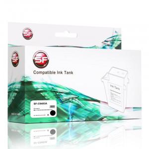 Картридж SuperFine SF-C9403A для HP C9403А DJ T1100/1120/1200/1300/610/620/770/790 MatteBlack