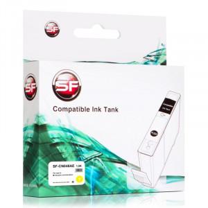 Картридж HP CN048AE 951XL OfficejetPro 251/276/8100/8615 Yellow SuperFine