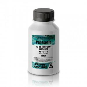 Тонер Panasonic KX-MB 1900/2000/2020/2030 KX-FAT411A бутылка 95гр. SuperFine
