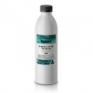 Тонер Kyocera FS/KM TK 17/18/100/110/120/410  бутылка 290 гр. SuperFine