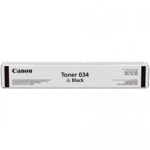 Тонер Canon C-EXV34 TONER BK EUR 3782B002