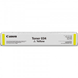 Тонер Canon C-EXV34 TONER Y EUR 3785B002