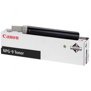 Тонер CANON NPG-9 6016/6218/6521/6621, туба 380гориг (2 шт/уп)
