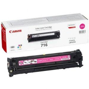 Тонер-картридж CANON 716M к LBP 5050 красный оригинал