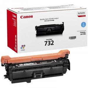 Тонер-картридж CANON 732C для  LBP7780Cx синий оригинал