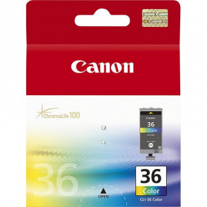 Картридж CANON CLI-36 к PIXMA mini260 Multicolor оригинал