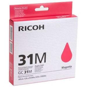 Картридж для гелевого принтера GC 31M пурпурный Print Cartridge GC 31M (405690)