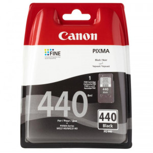 Картридж CANON PG-440 к Pixma MG2140/3140 стандартный черный