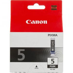 Картридж CANON PGI-5BK (МФУ Pixma MP500/800 к Pixma  IP5200,5200R,4200)