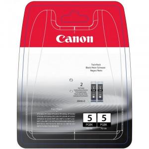 Картридж CANON PGI-5BK Pixma MP500/800/IP5200/5200R/4200 2 шт/уп. 0628B025