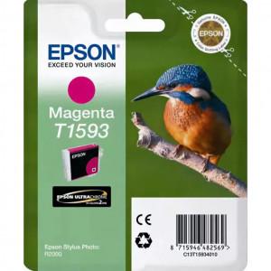 Картридж EPSON T1593  для Stylus Photo R2000 (magenta)