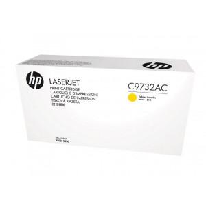C9732AC  Картридж HP Col LJ 5500/5550 желтый, оригинал