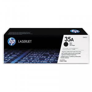 CB435A  Картридж HP LJ P1005/1006 черный оригинал