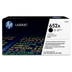 CF320A Картридж HP 652A Black LaserJet Toner Cartridge черный, оригинал