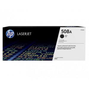 CF360A Картридж HP 508A Black Original LaserJet Toner Cartridge, черный, оригинал
