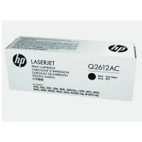Q2612AC  Картридж HP LJ 1010/1012/1015/1018/1020 оригинал