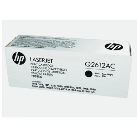 Q2612AC  К-ж HP LJ 1010/1012/1015/1018/1020 оригинал