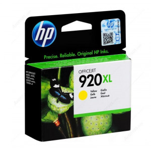 Картридж HP CD974AE OfficeJet № 920XL желтый