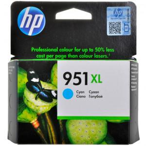 Картридж HP CN046AE HP 951XL Officejet (1500 страниц) голубой