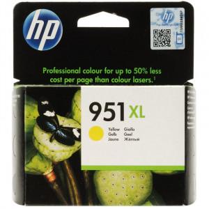 Картридж HP CN048AE HP 951XL Officejet (1500 страниц) желтый