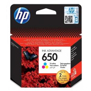 Картридж HP CZ102AE Deskjet IA 2515/2516 № 650 цветной