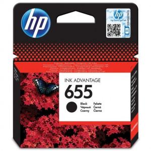 Картридж HP CZ109AE Deskjet IA 3525/5525/4515/4525 № 655  черный