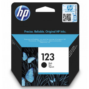 Картридж HP F6V17AE №123 для HP Deskjet Ink,  Black (Черный)
