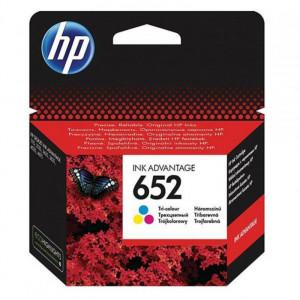 Картридж HP F6V24AE  652 Tri-colour (Цветной) Ink Cartridge