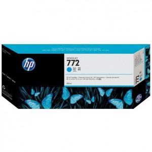 Картридж HP F9J76A  №727 с голубыми чернилами для принтеров Designjet, 300 мл