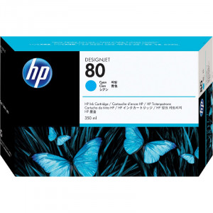 Картридж HPDJ C4872A 1050С/1055CМ синий (175 мл)