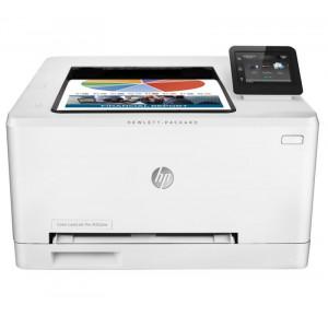 Принтер лазерный Hewlett Packard Color LaserJet Pro M252dw (repl. CF147A) B4A22A#B19