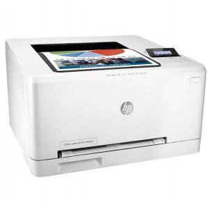Принтер лазерный Hewlett Packard Color LaserJet Pro M252n  (repl. CF146A) B4A21A#B19