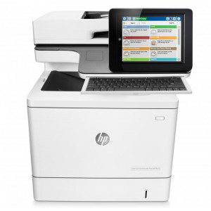 МФУ HP Color LaserJet Enterprise MFP M577dn (замена CD644A)  B5L46A#B19