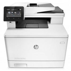 МФУ HP Color LaserJet Pro MFP M377dw  M5H23A#B19