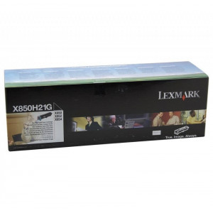 X850H21G Картридж Lexmark X850H21G