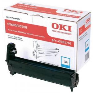 Драм-картридж OKI C5600 / C5700 (голубой, 20 000 стр.)