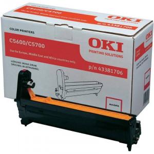 Драм-картридж OKI C5600 / C5700 (розовый, 20 000 стр.)