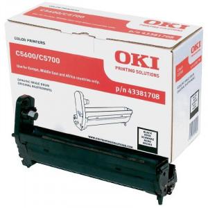Драм-картридж OKI C5600 / C5700 (черный, 20 000 стр.)