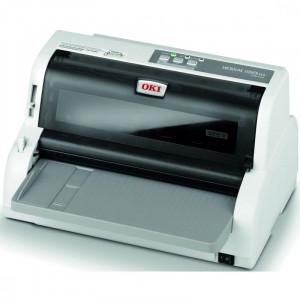 Принтер матричный OKI ML5100FB, A4, 24 игольчатый (43718207)