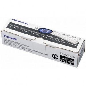 Тонер картридж Panasonic KX-FA76A  KX-FL501/502 оригинал