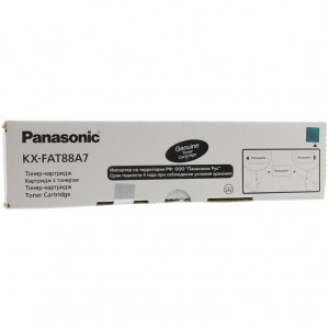 Тонер картридж Panasonic KX-FAT88A  (KX-FL-403RU) оригинал