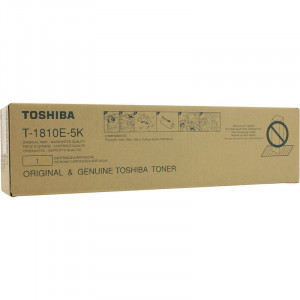 Тонер-картридж T-1810E-5K Toshiba для e-STUDIO181/211/182/212/242 (5900 отпечатков)