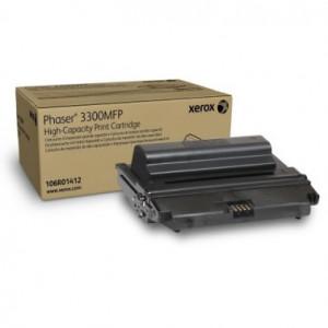 106R01412 Принт-картридж XEROX Phaser 3300MFP  106R01412 большой, черный CNL