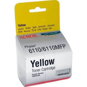 106R01204 Тонер-картридж XEROX Phaser 6110  106R01204 желтый CNL