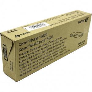 106R02250 Тонер-картридж XEROX Phaser 6600/WC 6605  106R02250 стандартный, пурпурный