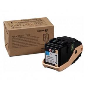 106R02606 Тонер-картридж XEROX Phaser 7100 106R02606 стандартный голубой