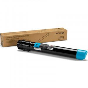 106R01443 Тонер-картридж XEROX Phaser 7500 106R01443 увеличенный синий CNL