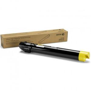 106R01445 Тонер-картридж XEROX Phaser 7500 106R01445 увеличенный желтый CNL
