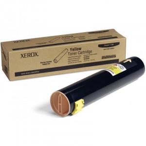 106R01162 Тонер-картридж XEROX Phaser 7760 106R01162 желтый